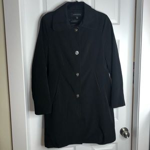 Anne Klein Black Large Dress Jacket Used but Good